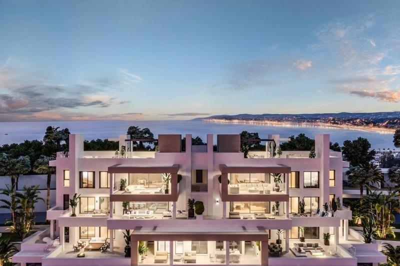 Ref:1101MLND Penthouse For Sale in Estepona