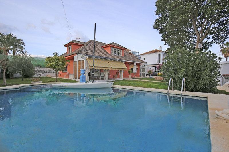 Ref:2719MLV Villa For Sale in San Pedro Alcantara