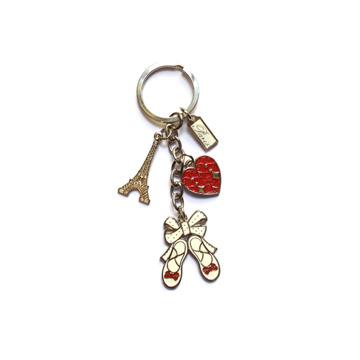 Porte-clés breloques Ref. 12