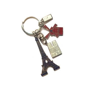 Porte-clés Monuments Ref. 1
