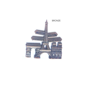 Magnet Paris Ref. 49 bronze