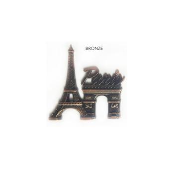 Paris monuments Ref. 51 bronze
