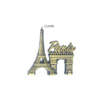 Paris Eiffel Ref. 51 cuivre