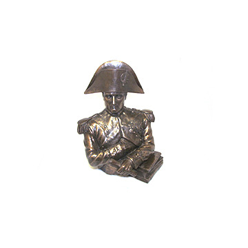 Napoléon buste en bronze