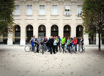 París infinito (3 horas, ruta en bici)