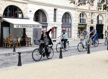 Le Paris des parisiens - Visite à vélo (4h)