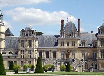 El castillo de Fontainebleau
