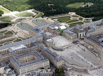 Версаль – любимая резиденция Короля-Солнца