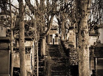 Пер Лашез – «Город мертвых»