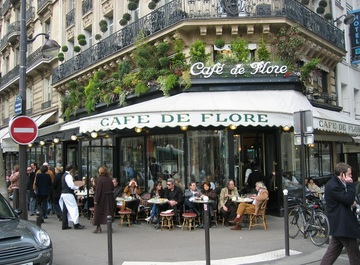 Parcours shopping à Saint-Germain
