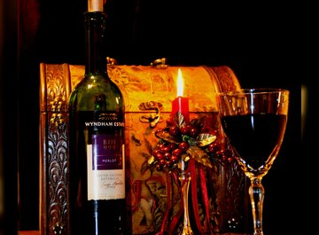 A la découverte du vin !