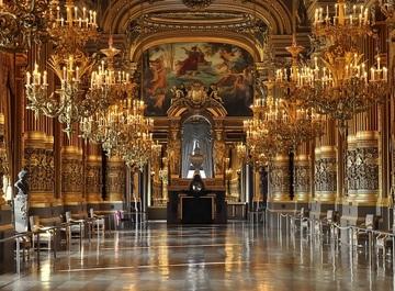 Du Louvre à l'Opéra (3h)
