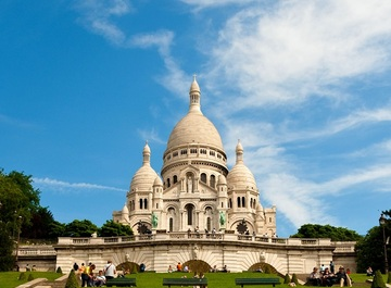 Pigalle and Montmartre