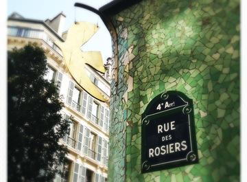 Around the Marais