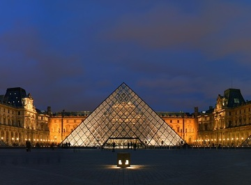 Stroll from St.-Germain to the Louvre