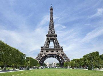 Visite de la ville de Paris à pied
