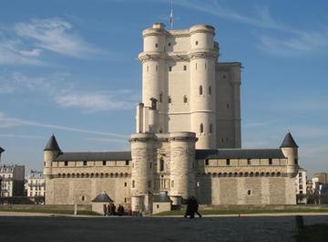 Château de Vincennes et ses environs