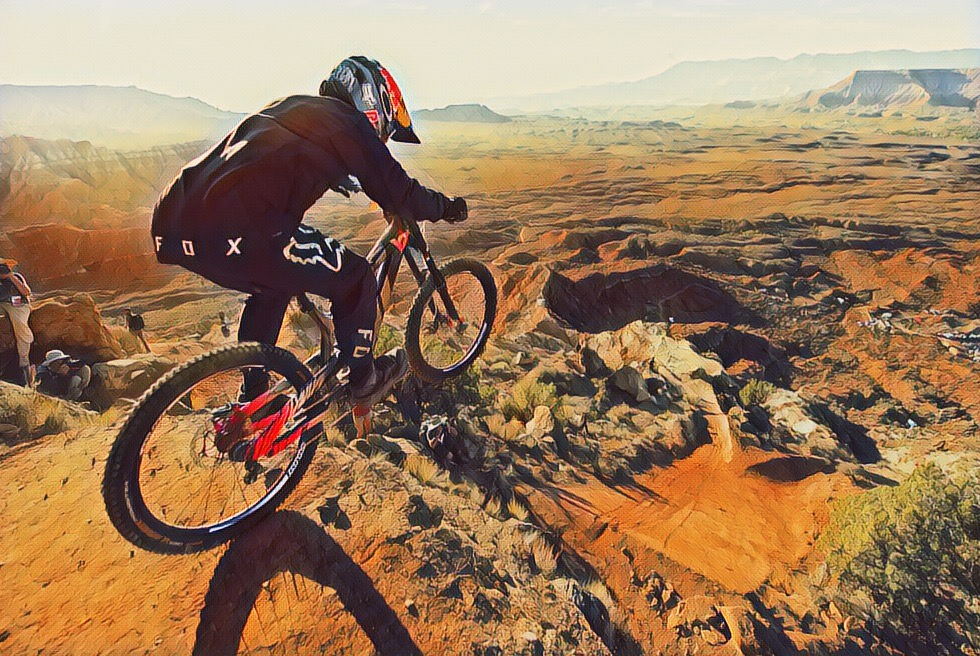 DIRT - Mountainbike - cover