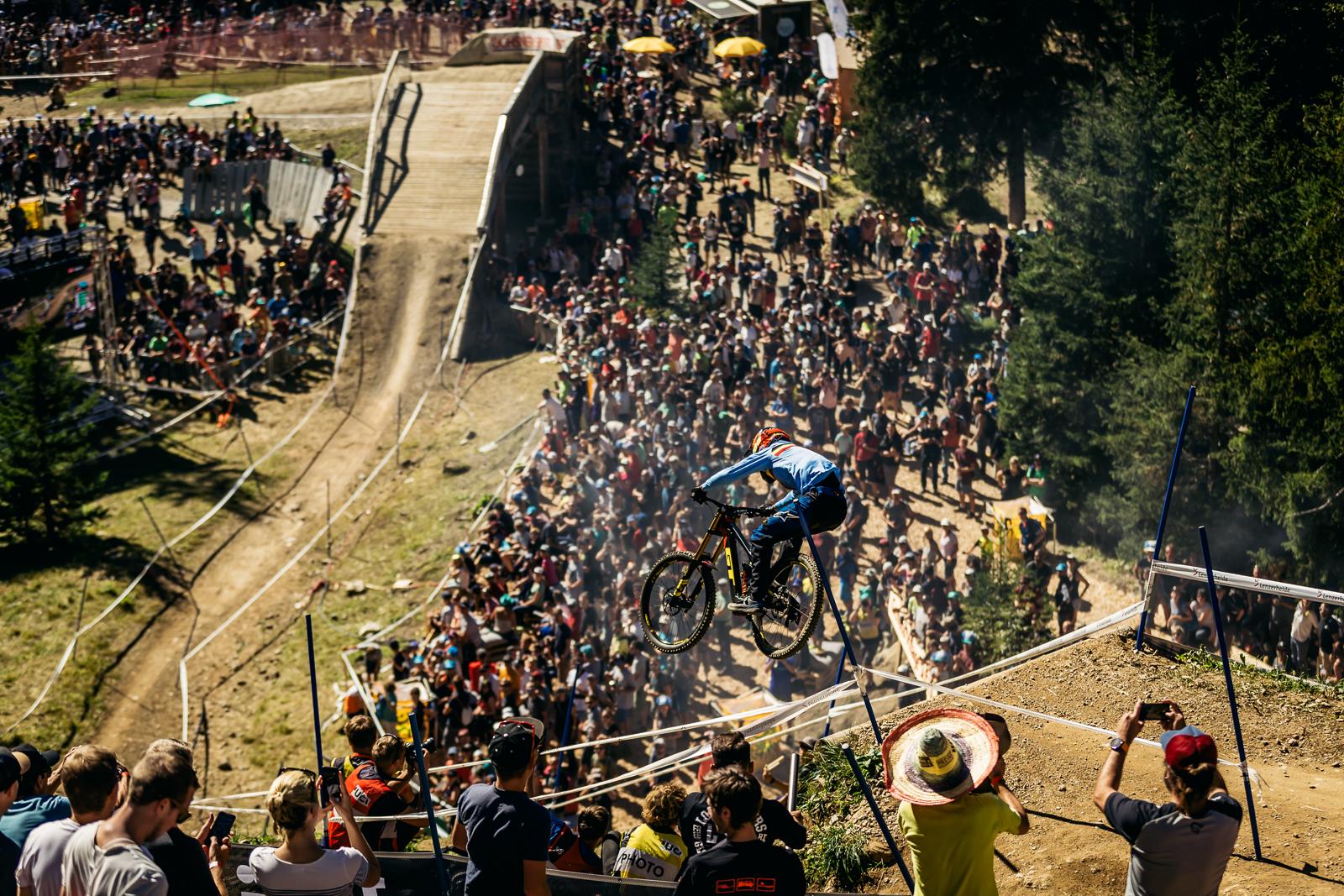 Lenzerheide erhält Zusage für den UCI Mountainbike World Cup 2021