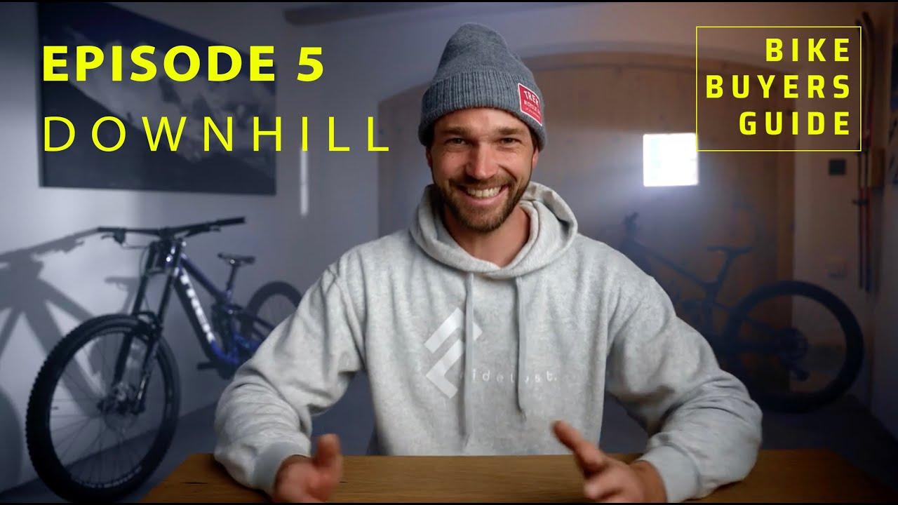 DH Bike Kauf Check mit Andi Wittmann