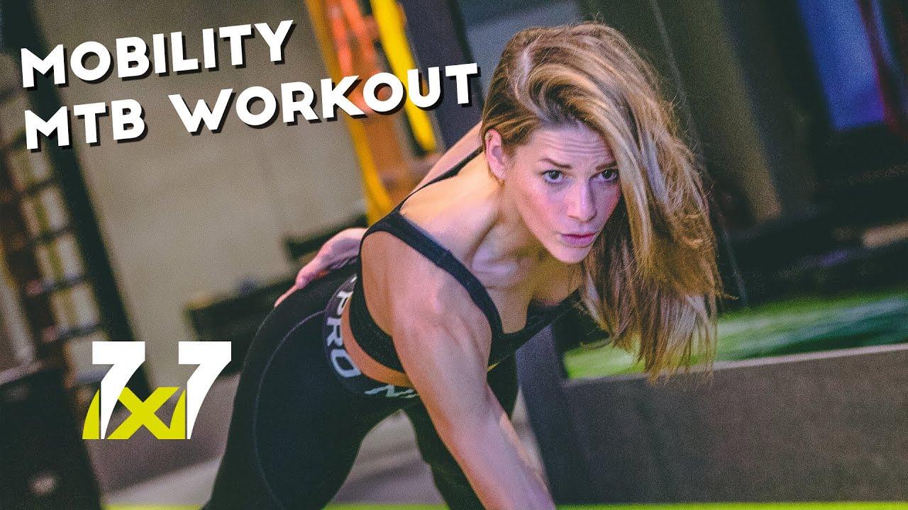 MTB Home Workout zum Dehnen und Mobilisieren