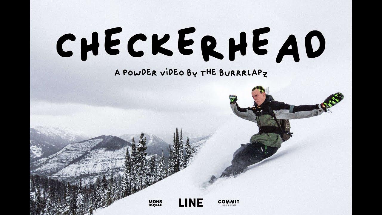 Checker Head – PowPow Fun mit der Burrrlapz Crew