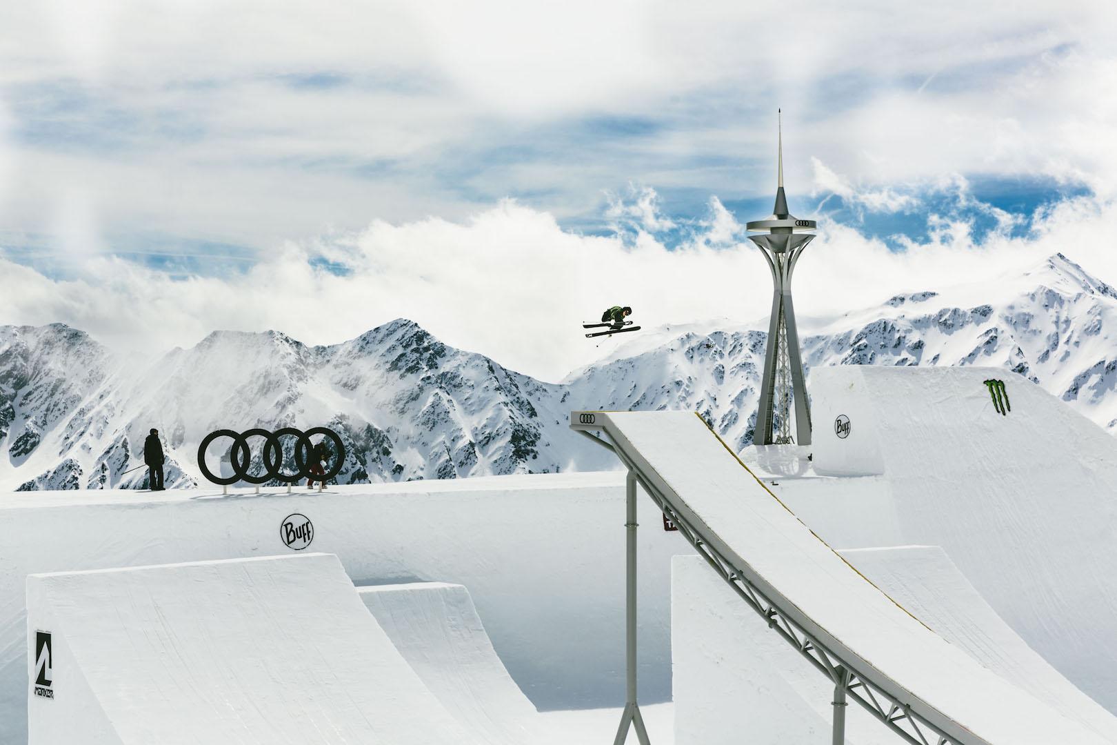 Audi Nines: Premiere in der Schweiz