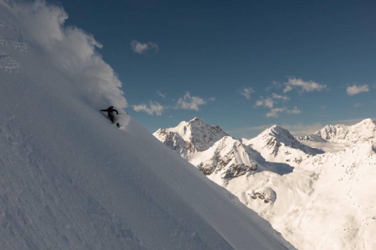 Fabi Lentsch und TGR – Dream Big Mountain Lines