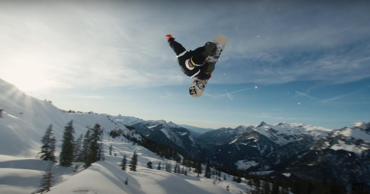 ShredBots mit neuem Snowboardfilm: Afterlight