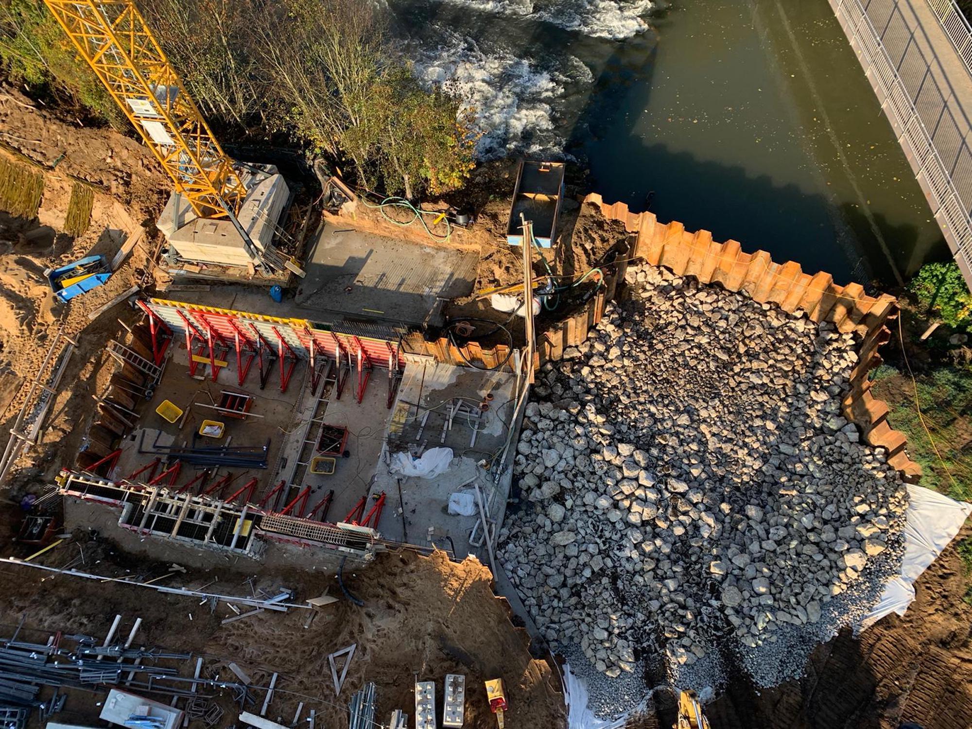 Update zur Nürnberger Dauerwelle – Geplante Fertigstellung im März 2021