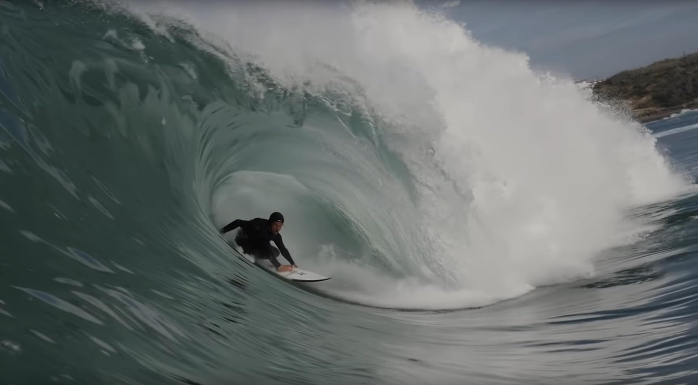 Nic von Rupp in THE CAVE – dem wohl heftigsten Spot in Portugal