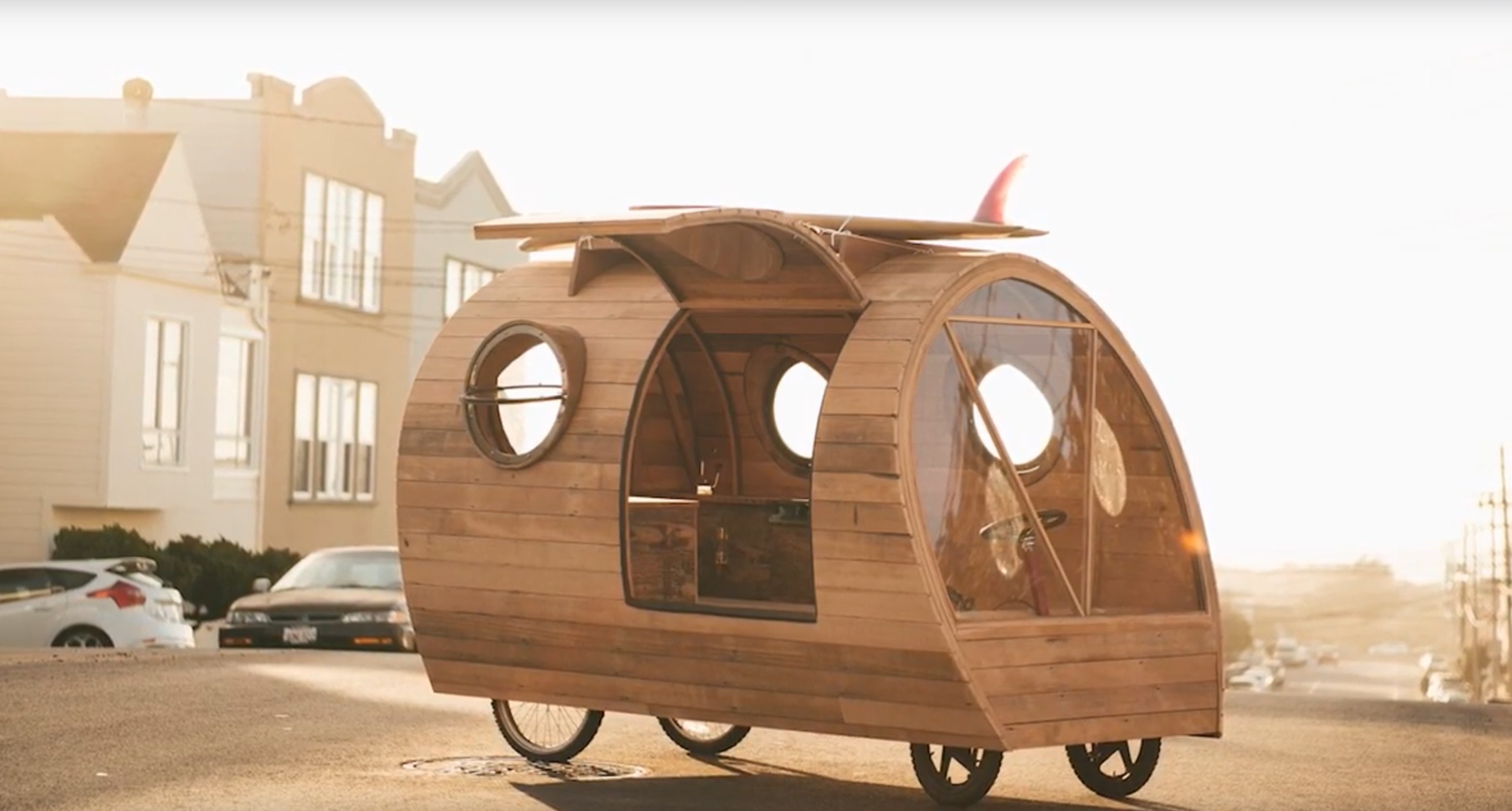 Jay Nelson und der Weg zum eigenen Camperausbau