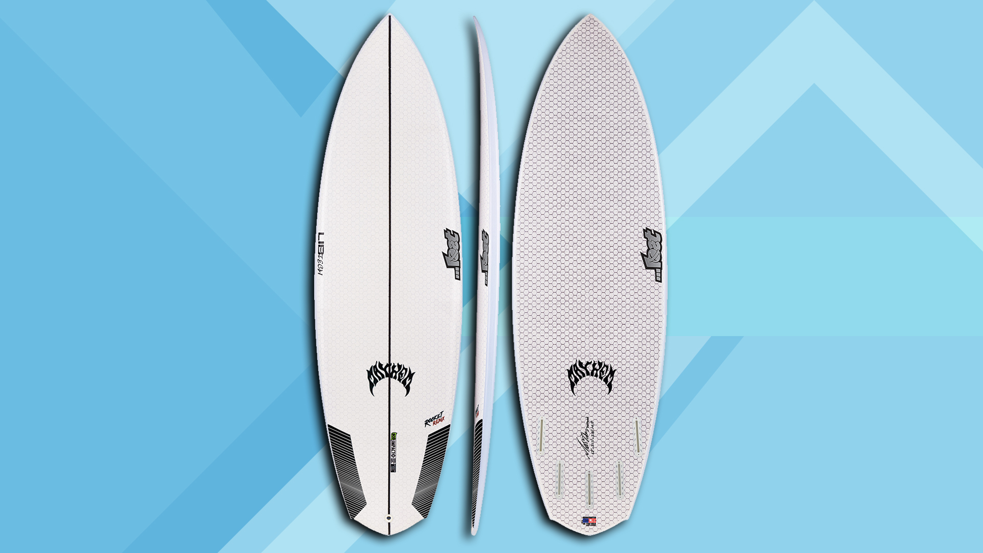 Lib Tech Surfboards – Rocket Redux 2021