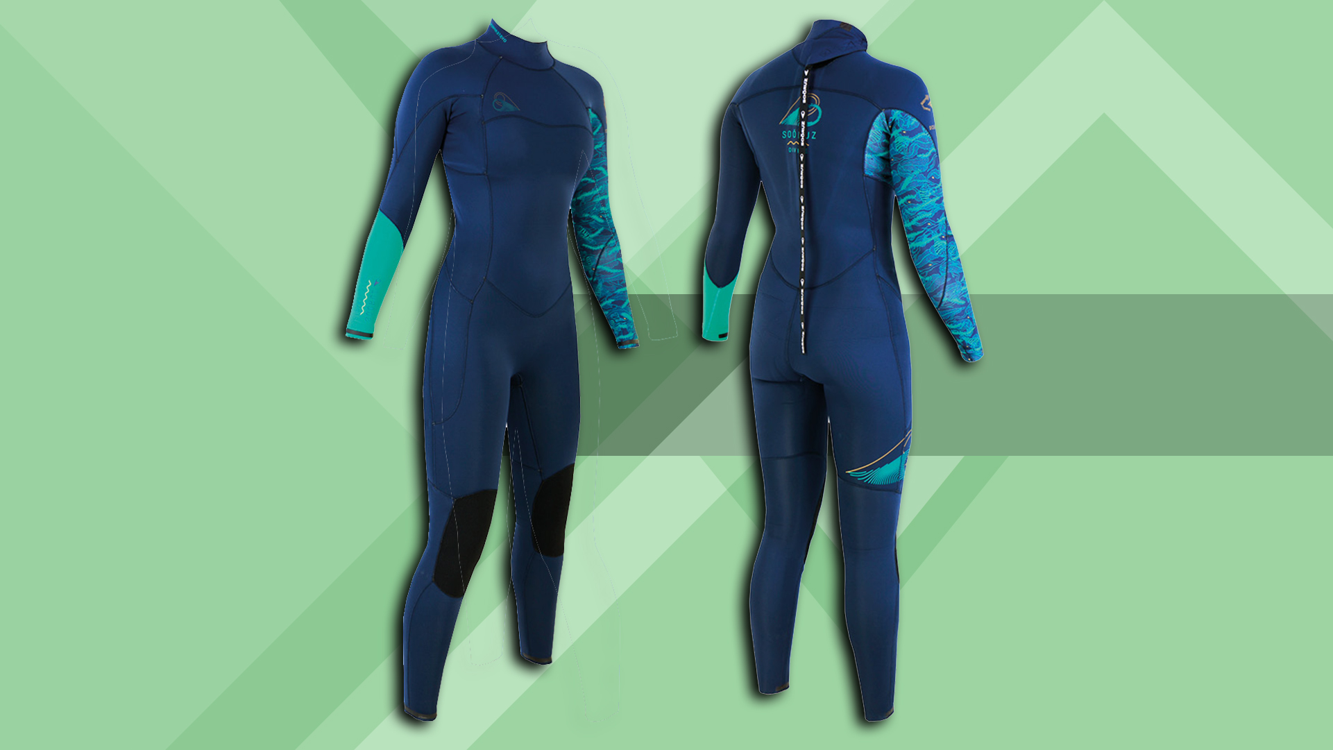 Soöruz Divine Fullsuit Damen Wetsuit 2021