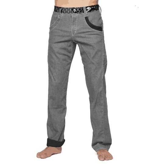 Menpant tornado denim grey