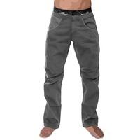 Menpant sahel print grey