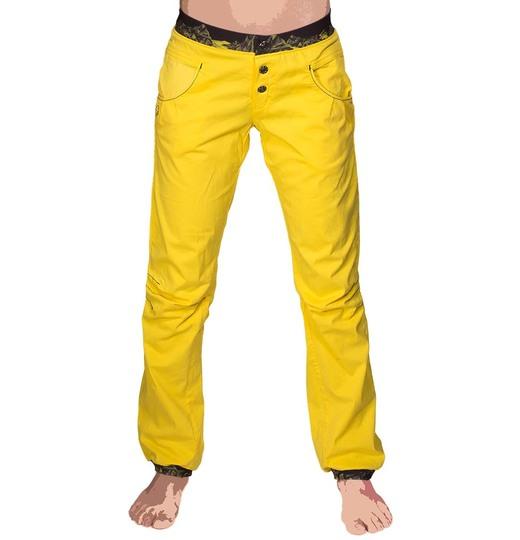 Womenpant sahel yellow