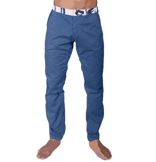 Menpant fonzi blue
