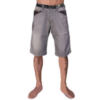 Menshort yaniro denim grey