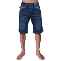 Menshort yaniro denim blue