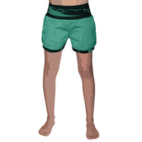 Womenshort dune short emeraude