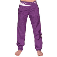 Womenpant dune print purple