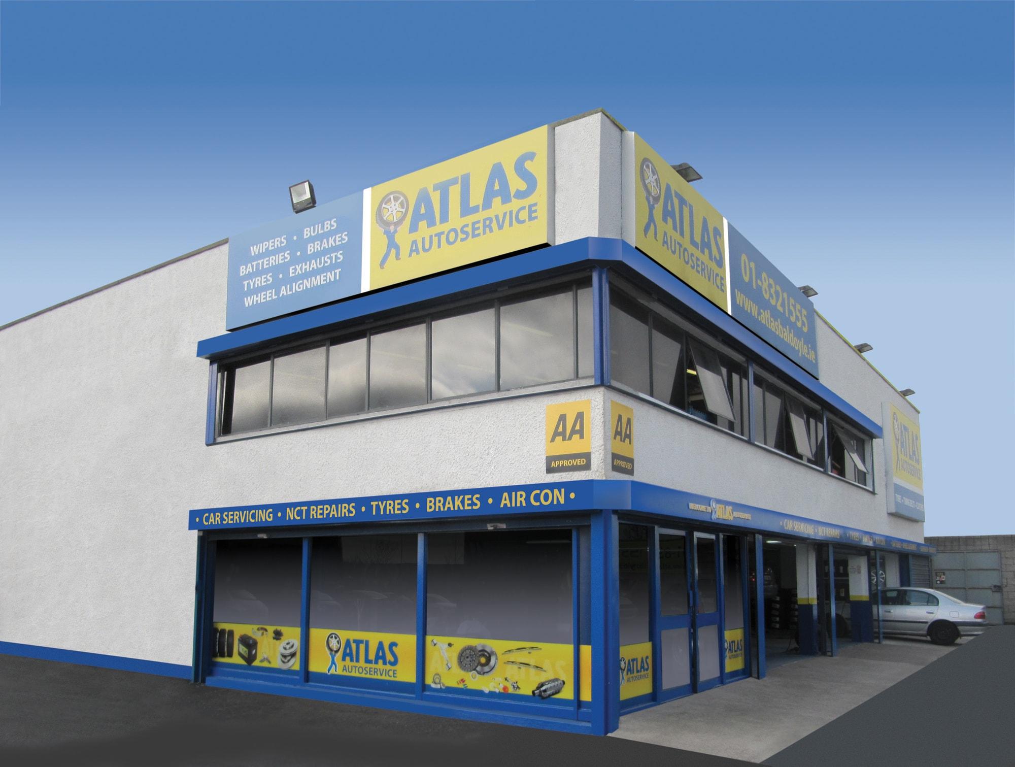 Atlas Car Service Baldoyle