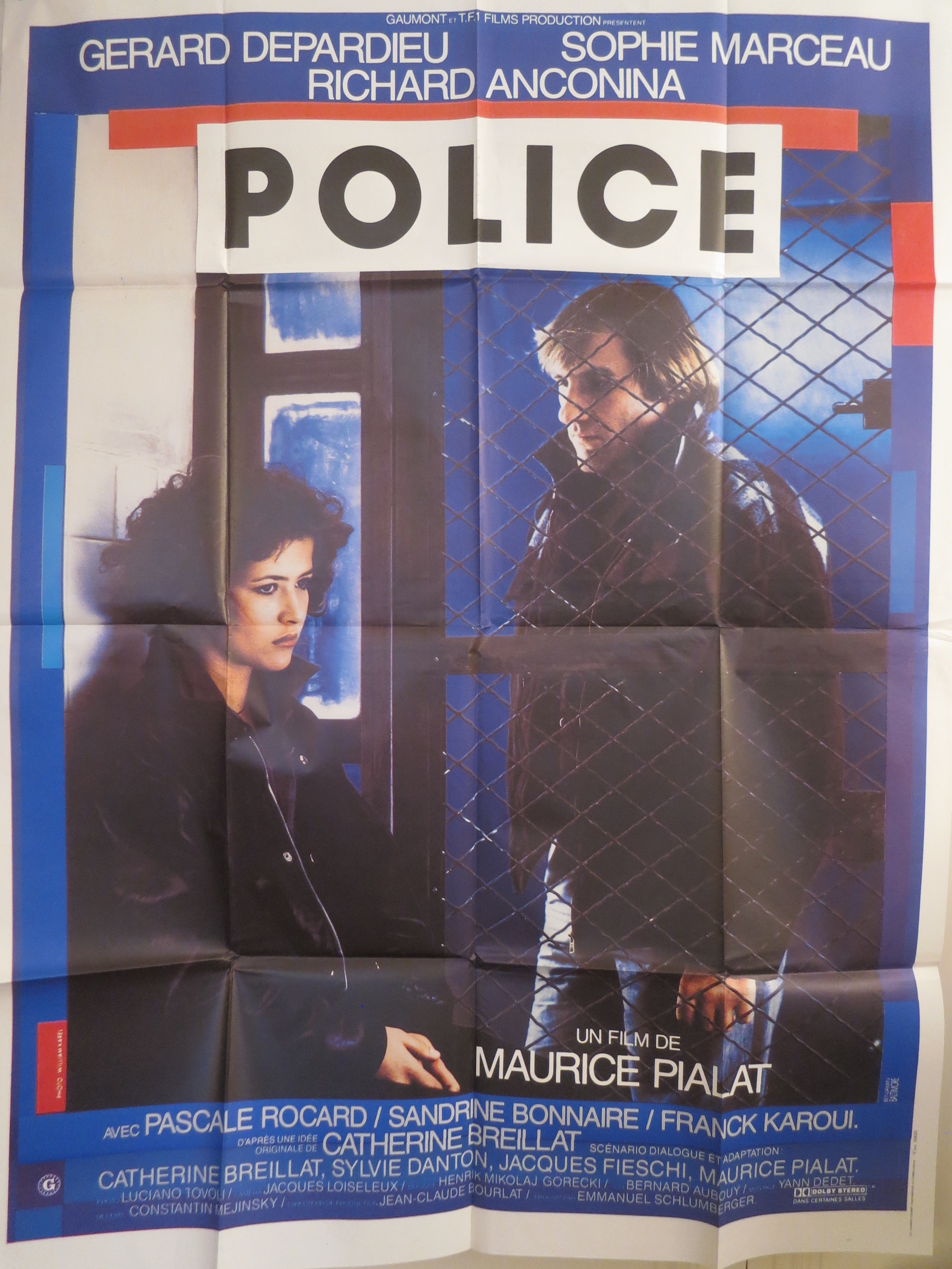 police sophie marceau