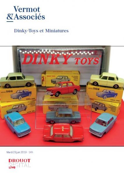 Collections de Dinky Toys