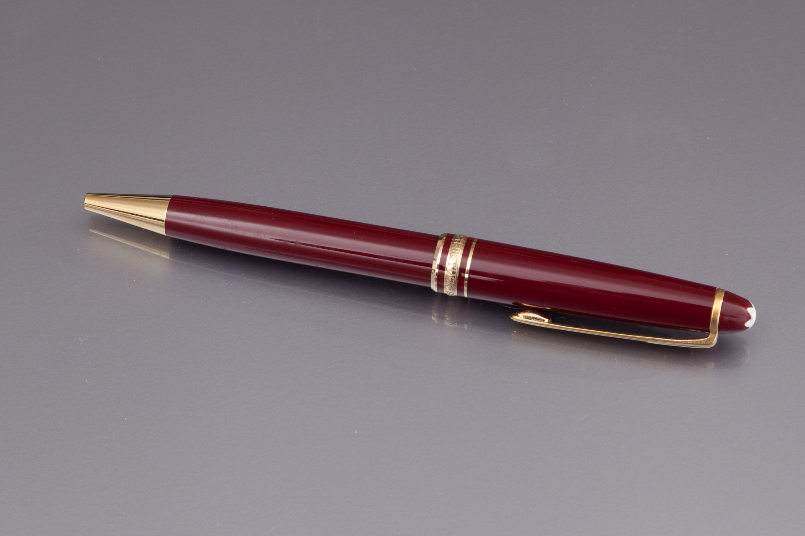 stylo bille mont blanc meisterstuck pix
