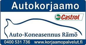 Auto-Koneasennus Rämö