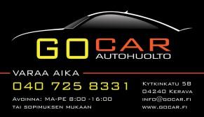 GoCar Autohuolto
