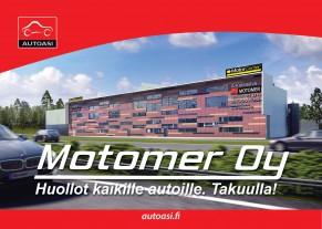 Autoasi Motomer Espoonlahti