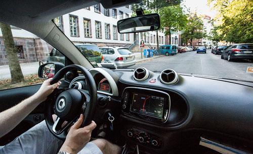 Yhteiskäyttöauto Berliinissä